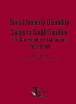 Social Security Disability Book Cover