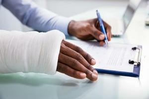 Injured worker in South Carolina