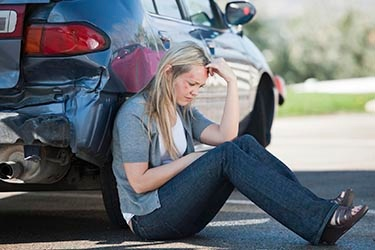 Underinsured driver Automobile Accident